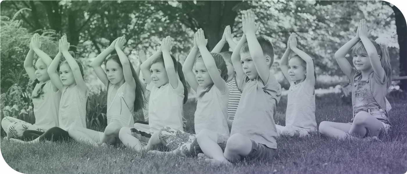 Kinder-Sport Titelfoto