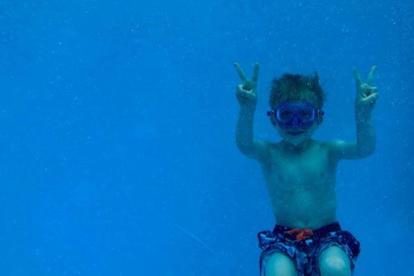 Schwimmen, aber wie?!